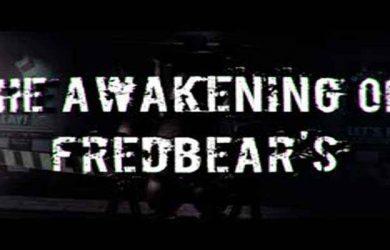 The Awakening of Fredbear's Free Download