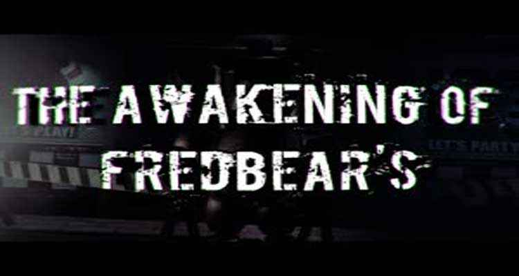 The Awakening of Fredbear's Free Download