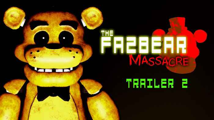Characters in The Fazbear Massacre