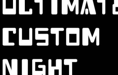 Ultimate Custom Night 2.0 (UCN mods)