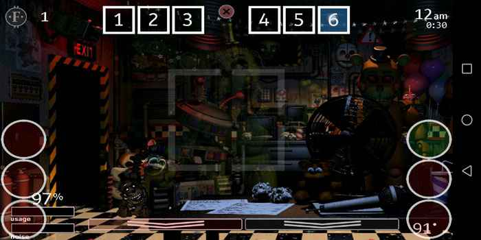 Ultimate Custom Night Android (cancelled) 2