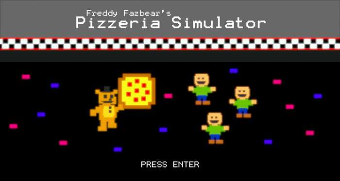 Freddy Fazbear's Pizzeria Simulator APK Free Download