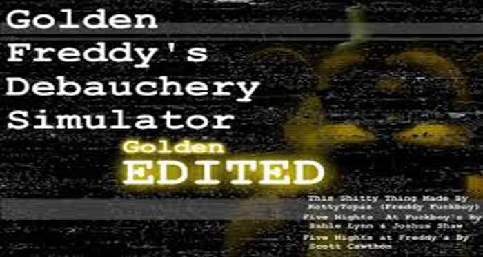 Golden Freddy's Debauchery Simulator Free Download