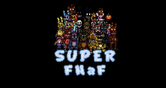 Super FNaF APK Free Download