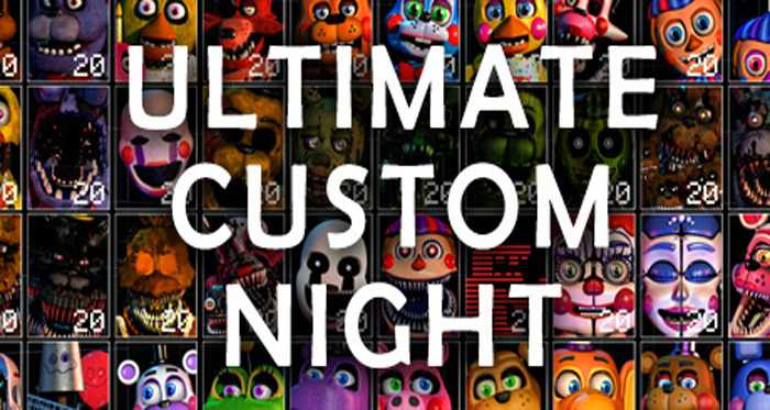 Ultimate Custom Night APK Free Download
