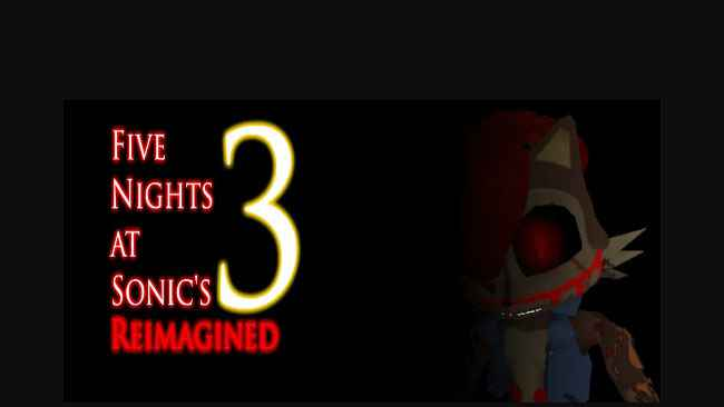 Five Nights at Sonic's 3 Reimagined Free Download