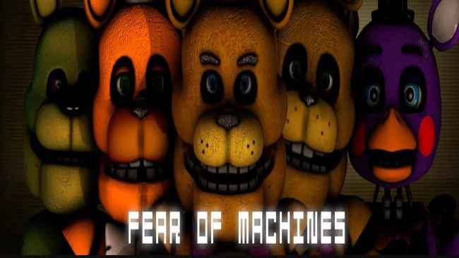 Fear of Machines (Official) Free Download