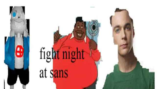 Fight Night At Sans Free Download