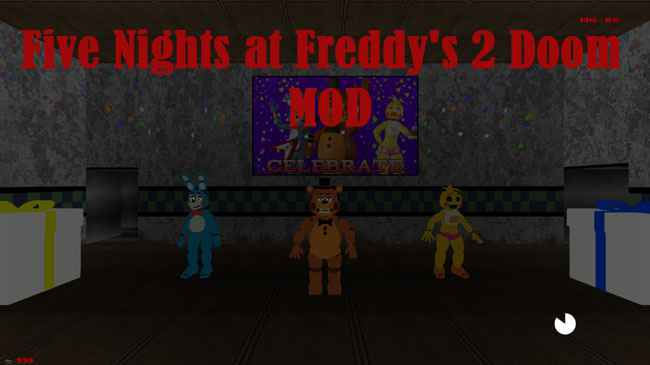 Five Nights at Freddy's 2 Doom Mod Free Download