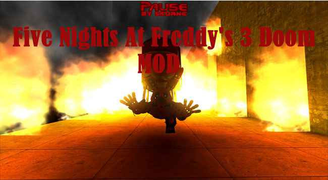 Five Nights At Freddy's 3 Doom Mod Free Download