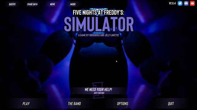 Five Nights at Freddy's 4: Simulator Free Download