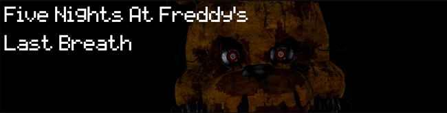 Five Nights At Freddy's Last Breath 1