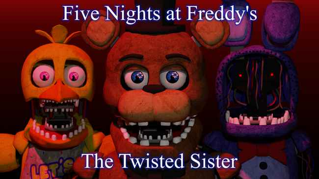 Five Nights at Freddy's: The Twisted Sister Free Download