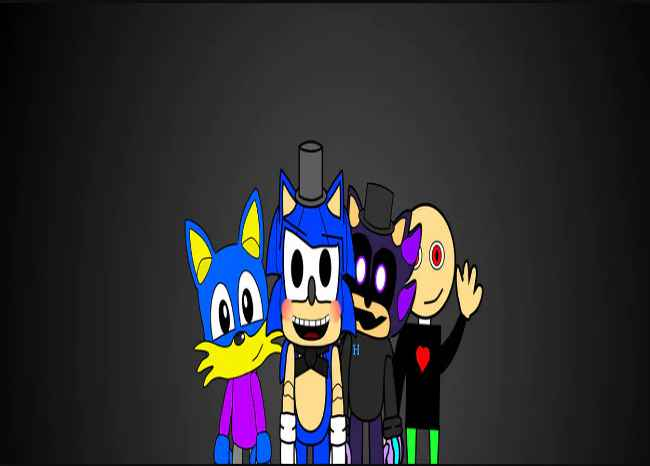 Five Nights at SonicEvan200's Free Download