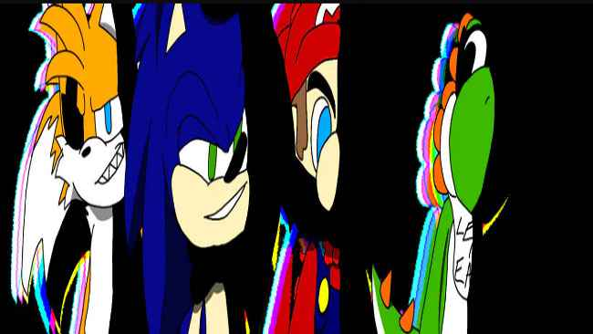 Five Nights At Sonic's 1 Redone Free Download