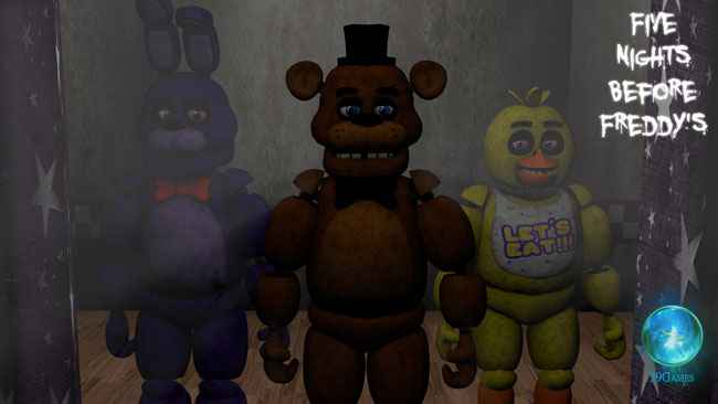Five Nights Before Freddy's APK 1