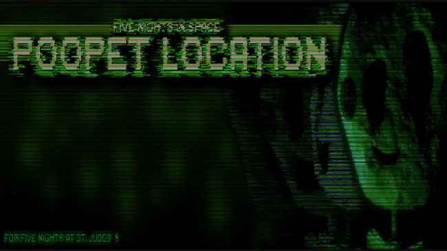 Five Nights in Space: Poopet Location Free Download