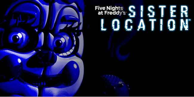FNaF Sister Location for the 3DS Free Download