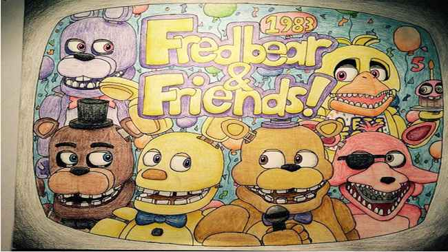 Fredbear and Friends Free Download
