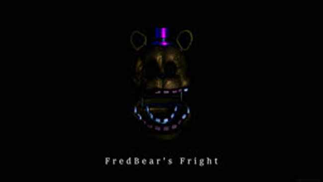 Fredbear's Fright Android 3