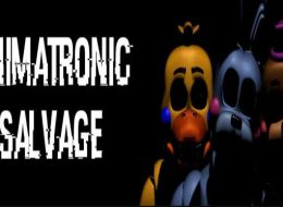 Animatronic Salvage Download Games