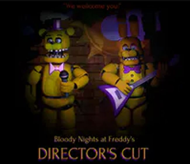 Bloody Nights at Freddy's - Director's Cut/Demo 6