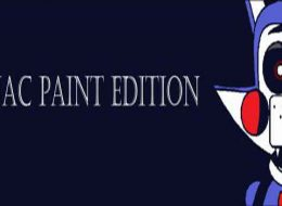 Five Nights At Candy's Paint Edition Download