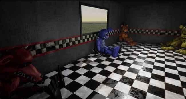Five Nights at Freddy's: Killer in Purple 4