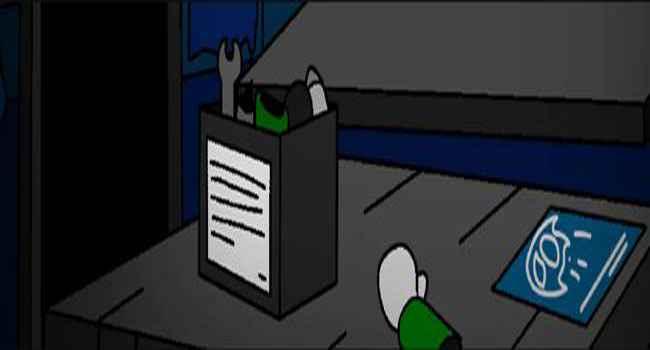 Five Nights At JoaCo 3 The end Screenshots