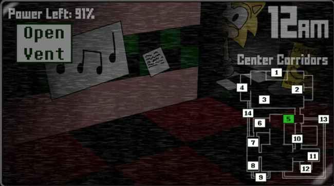 Five Nights at Sonic's: Next Generation (On Hiatus) 3