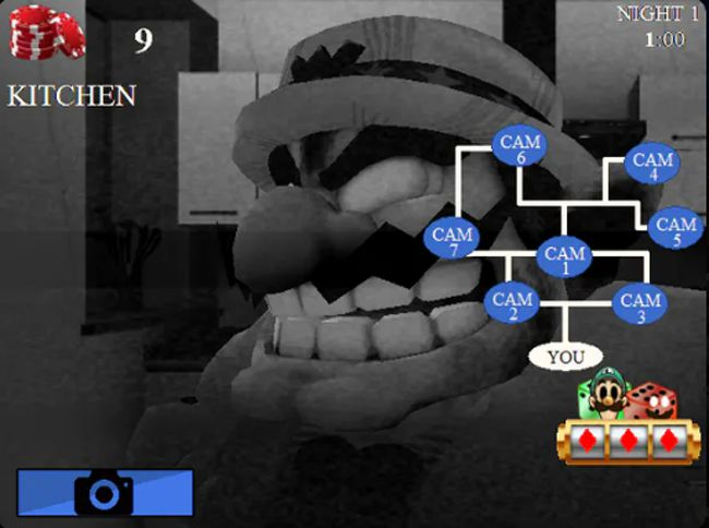 Five Nights at Wario's: High Rollers 2