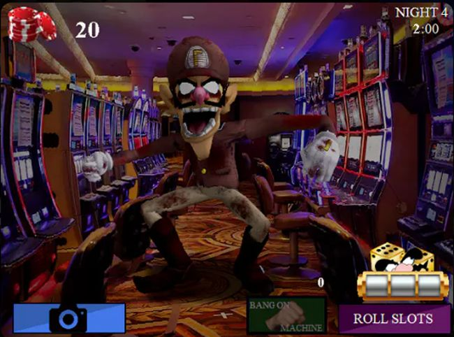 Five Nights at Wario's: High Rollers 3