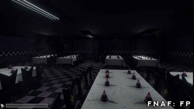 FNaF Multiplayer: Forgotten Pizzeria 4