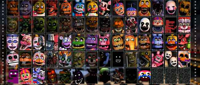 FNaF Ultimate Custom Night: Multiplayer 2