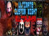 FNaF Ultimate Custom Night: Multiplayer 8