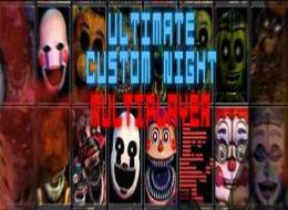 FNaF Ultimate Custom Night: Multiplayer 11