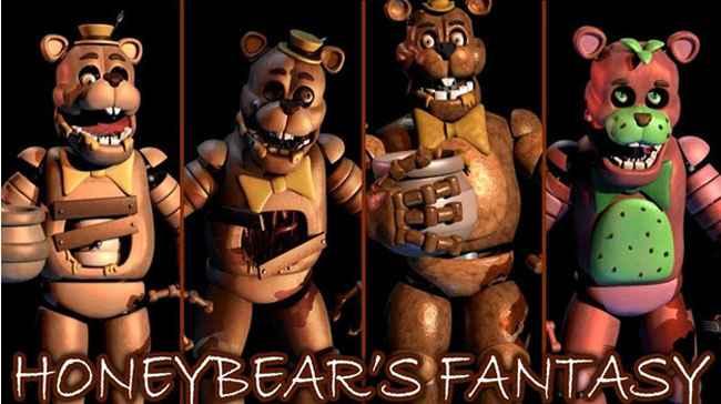 Honeybear's Fantasy Free Download