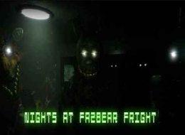 Nights at Fazbear's Fright 4