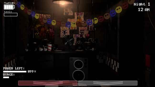 The Return to Freddy's: Rebooted Screenshots 2