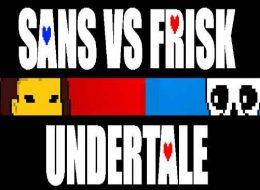 Bonetale: Sans vs. Frisk