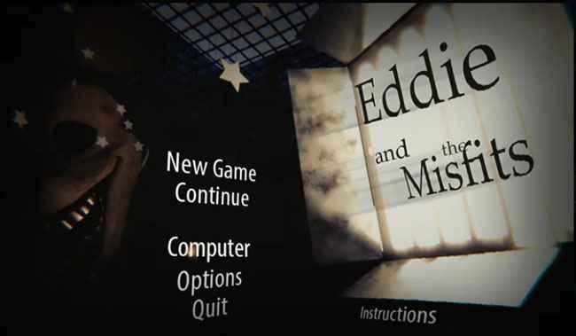 Eddie and the Misfits