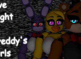 Five Night at Freddy's Girls