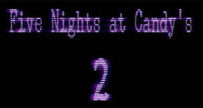 Five Nights at Candy's 2 Android APK 1