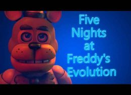 Five Nights at Freddy's Evolution APK 20