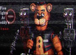 Five Nights At Freddy's Minus