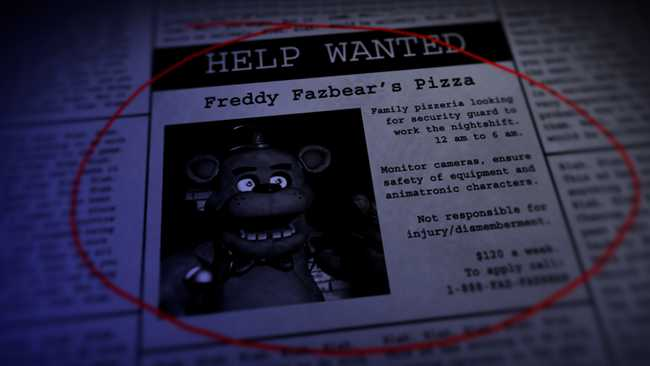 Five Nights at Freddy's: R 1