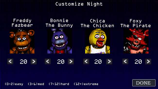 Five Nights at Freddy's: R 4
