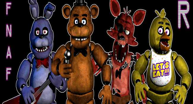 Download Five Nights at Freddy's: R