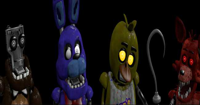 Download Five Nights: Scrapped