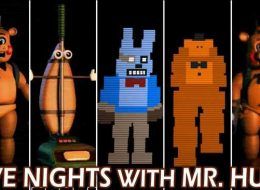 Download Five Nights With Mr. Hugs (& Friends)